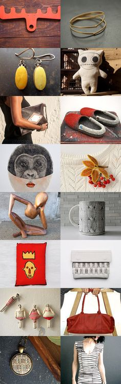 Morning MIX  by X O on Etsy--Pinned with TreasuryPin.com