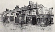 The history of The Grand Theatre in Blackpool dates right back to There's no wonder it's known as the 'Hidden Gem of Blackpool'. Old Pictures, Old Photos, Blackpool England, Birmingham, Britain, Past, Places To Go, Louvre, Theatres