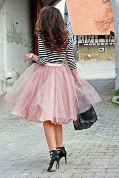 beautiful, black, chic, girl, hair, heels, love, photography, pink, shoe, skirt, tutu, woman