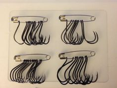 Great idea to keep your fishing hooks secured