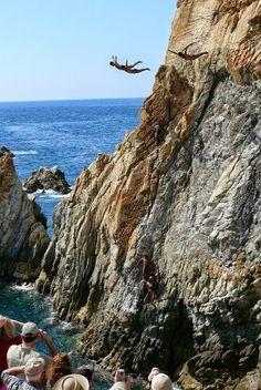 Clavadistas,  Acapulco