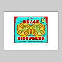 MinaLima - Peace Disturber