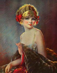 Unknown Tilte - circa 1920's -   Gene Pressler (American, 1893-????)
