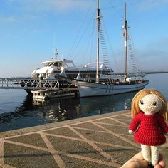 ⛵Porto,Vilanova de Arousa⛵ ⛵Puerto,Vilanova de Arousa⛵ ⛵Vilanova de Arousa,Port⛵ muñecasesi#artesesa#artesaniadegalicia#vilanovadearousa#galicia#galiciacalidade#riasbaixas#amigurumi#amigurumis#salnes#galiciamola#visitspain#galiciamaxica#pontevedra#puerto#port#muñecasesi