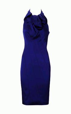 Karen Millen halter dress