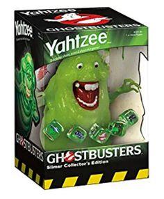 2016 Ghost Busters Yahtzee