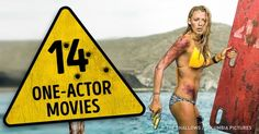 14 Movies With Only One Amazing Actor Famous Directors, Life Of Pi, French Movies, How To Start Conversations, Kevin Spacey, Ingrid Bergman, Columbia Pictures, Stand Up Comedy, Movies