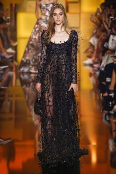 See every stunning gown from Elie Saab Fall 2015 Couture
