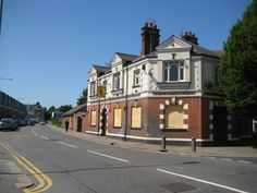 Picture of Watford: The Red Lion and Vicarage Road in Watford, Herts submitted by local photographers. City North, Local Photographers, Watford, North London, Statues, Pop Up, Past, Nostalgia, Lion