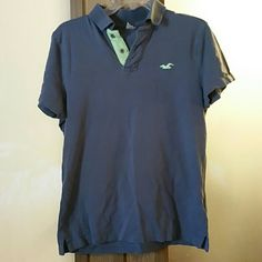 Hollister Shirt Hollister Shirt...fits like a small or youth Hollister Tops Tees - Short Sleeve