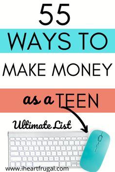 Earn More Money, Earn Money From Home, Earn Money Online, Make Money Blogging, Money Saving Tips, Way To Make Money, Online Jobs For Teens, Perfect Money, Make Blog