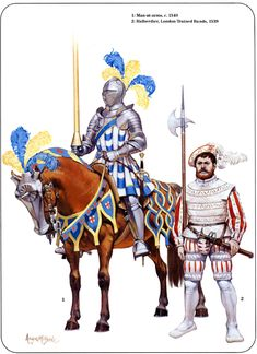 Lansquenets , Landsknechts et autres mercenaires | TROLLCALIBUR
