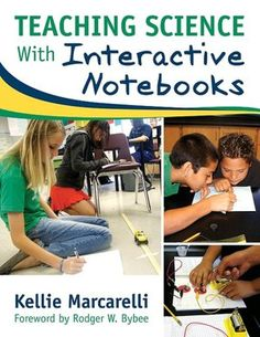 Teaching Science with Interactive Notebooks  Have this.  Love it.  NSTA has an awesome one as well - especially for the middle school science classroom