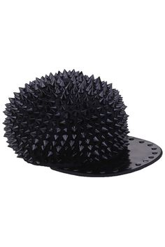 Shop Black Rivets Black Hat at ROMWE, discover more fashion styles online. Crazy Hat Day, Crazy Hats, Animal Print Clutches, Window Shopper, Latest Street Fashion, Dope Fashion, Hip Hop Hat, Love Hat, Scarf Hat