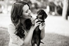 This is a picture of me and my dog scooby in my senior pictures i love pictures with me and my dogs by La Vie Photography, minnesota owner of this picture: Maria Marchetti