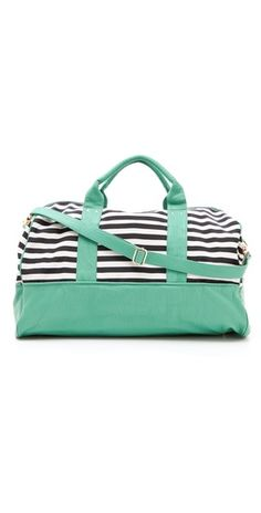 Deux Lux Raleigh weekender. This is really cute & I really want it.  Now I just need to go somewhere for the weekend.