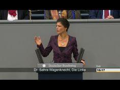 """"""" SteuerOasen """" - und natürlich wissen die Regierungen wie immer ...nix davon... Sahra Wagenknecht: Schluss mit der organisierten Finanzkriminalität 13.0..."""