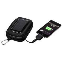 Carregador Solar Portátil Green Line Pocket - Guepardo