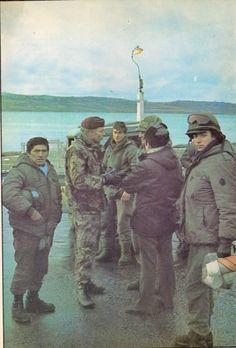 guerra de malvinas : fotos que no habras visto (10) - Taringa!