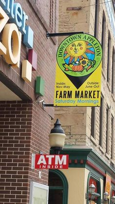 1. Downtown Appleton Farmers Market