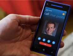 """Skype for Windows Phone 8 has some smart moves... Skype's VoIP app is """"coming soon"""" for Windows Phone 8, but when it arrives, it'll be outfitted with more options than its Skype sibling for Windows Phone 7.5. Written in native code, the app integrates into your address book and partially into the dialer, so you can receive incoming Skype calls the same way you would receive a cellular call. ... #Apps #Software #MobileApps #Android #iOS"""