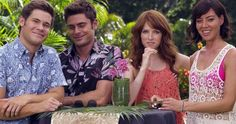 'Mike and Dave Need Wedding Dates with Efron & DeVine -- Zac Efron and Adam DeVine