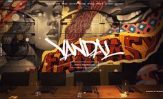 #Featured‬ of the Day 20 May 2016 Vandal New York by Visual Soldiers http://www.csslight.com/website/16554/Vandal-New-York
