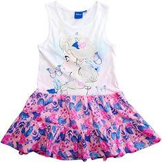 4b461571a80bdd Frozen Kleid Die Eiskönigin Mädchen Disney Anna und ELSA #Bekleidung  #Mädchen #Tops T