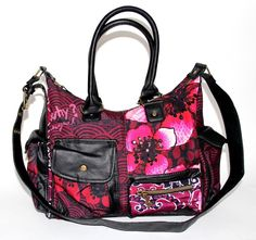 DESIGUAL TASCHE SAC BAG BORSA ***BOLS_SIRA LONDON MEDIUM_CARRY*** NEU