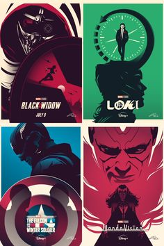 Marvel Perfect Shots on Twitter