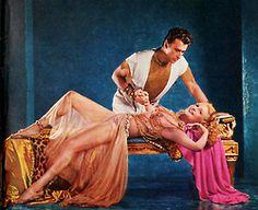 Rita Hayworth Stewart Granger in Salome 1953