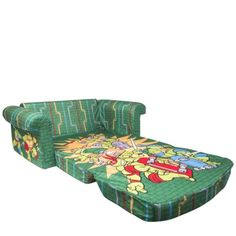Kids Sofas Marshmallow Fun Furniture Jake And The Neverland Pirates Flip Open Sofa Check Out Image By Visiting Link