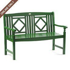 Green Diamond Bench at Kirkland's