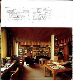 Villa Mairea / library