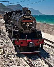 Cape Town - Monument Station: Atlantic Rail's operation of SAR 24 (in steam) South African Railways, Jefferson City Mo, Steam Engine, Steam Locomotive, Cape Town, Landscape Photography, Train, Wooden Toys, Photographers