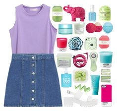 """""""☾&&; collab with dani! / read d"""" by platiinumskies ❤ liked on Polyvore featuring Pelle, Davines, Mario Luca Giusti, Pantone, Eos, Pantone Universe, Essie, SkinCare, Rodial and Advanced Body Care by ME Bath"""