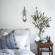 Easy Dorm or Bedroom ideas to DIY: Layer Jewelry And A Small Mirror
