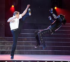 Michael Flatley - Lord of the Dance WTF's goin' on here?? Another annoying move!