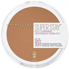 Maybelline New York Foundation. Top 10 Best Foundation For Oily Skin In 2019 Rev Full Coverage Powder Foundation, Pro Glow Foundation, Best Foundation For Oily Skin, No Foundation Makeup, Greasy Skin, Color Correcting Concealer, Maybelline, Design