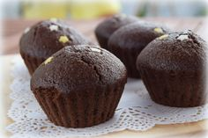 Onda Vicentina b&b #Aljezur #Portugal #Arrifana #holidays #cakes #breakfast  Chocolate muffins made with rice flour