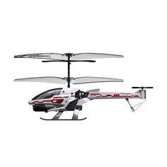 Hélicoptère IR Spy Cam 3 Canaux Gyro Silverlit