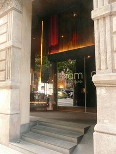 Cram Hotel Barcelona, stayed here.