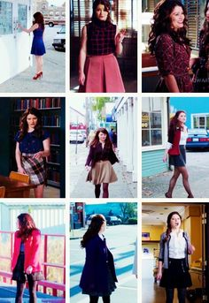 Belle her stunning outfits Once Upon A Time