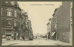 Schaerbeek - rue du Noyer