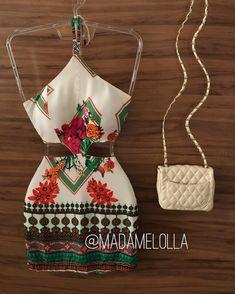 Booom dia!!! Repeteco, por enquanto SOMENTE NO M, dessa novidade linda que chegou ontem, e já está acabando, vestido Brisa | COMPRE AQUI: www.madamelolla.com ✨✨