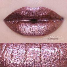 House of Beauty Lip Hybrids IRON ROSE