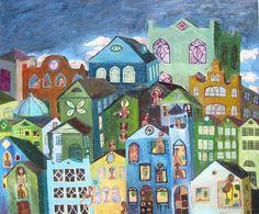 Anna Podris: Urban Sanctuary