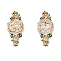 Piaget Rose Secret watch in 18K rose gold