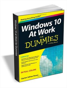 Get 'Windows 10 at Work for Dummies' for FREE — Regular Price $17.99! – Gear Diary