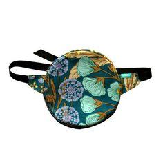 lukola handmade // Okragła na biodro // Round Bag waist bag